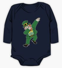 Dabbin' Leprechaun One Piece - Long Sleeve