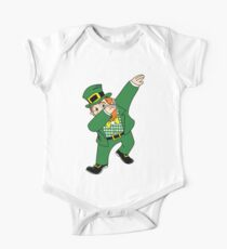 Dabbin' Leprechaun Kids Clothes