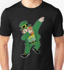 Dabbin' Leprechaun Unisex T-Shirt