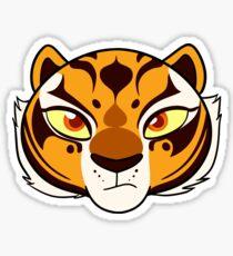 Tigress Sticker