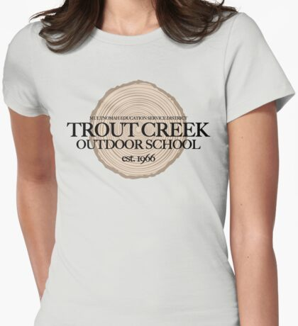Trout Creek Outdoor School (fcb) T-Shirt