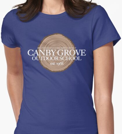 Canby Grove Outdoor School (fcw) T-Shirt