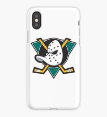 mighty duck iPhone Case/Skin