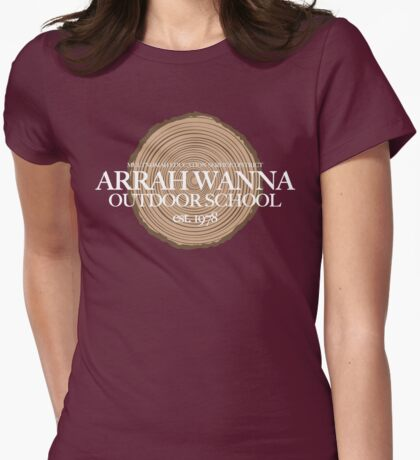 Arrah Wanna Outdoor School (fcw) T-Shirt