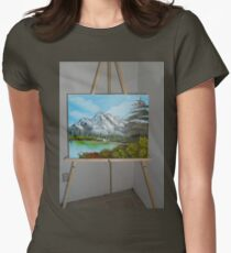 I,m a Painter Womens Fitted T-Shirt