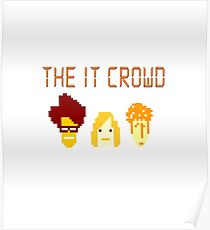 The I.T Crowd Poster