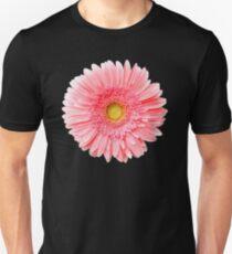 Flower Power, Pink Fresh Gerbera T-Shirt