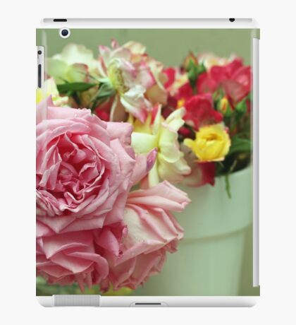 A selection from my garden... iPad Case/Skin