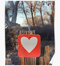 Love Nature Poster