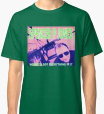 Spencer P Jones Classic T-Shirt
