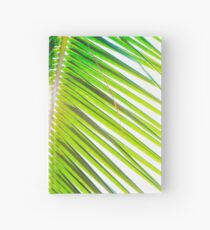 Palm Trees Hardcover Journal