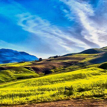 landscape 159 by FrinK