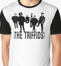 the Triffids Graphic T-Shirt