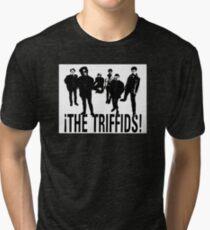 the Triffids Tri-blend T-Shirt