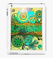The time travellers guide to the stars iPad Case/Skin