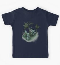 Natural History - Forest Spirit studies Kids Tee