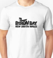 Byron Bay Surfing Unisex T-Shirt
