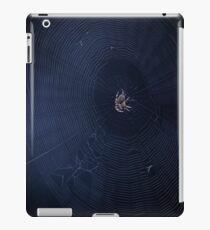 Spider world wide web iPad Case/Skin