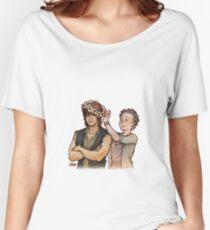 TWD_daryl und Carol Baggyfit T-Shirt