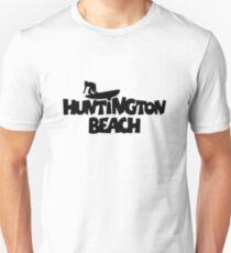 Huntington Beach Surfing Unisex T-Shirt