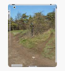 The Ridgeway Path, Berkshire iPad Case/Skin