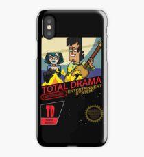 NINTENDO: NES TD GWEN & TRENT iPhone Case/Skin