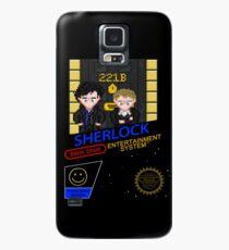 NINTENDO: NES SHERLOCK Case/Skin for Samsung Galaxy
