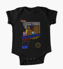 NINTENDO: NES ADVENTURE TIME  Kids Clothes