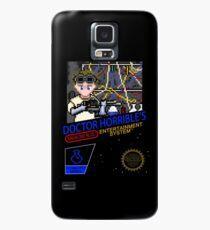 NINTENDO: NES DOCTOR HORRIBLE  Case/Skin for Samsung Galaxy