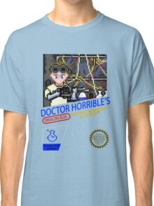 NINTENDO: NES DOCTOR HORRIBLE  Classic T-Shirt