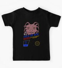 NINTENDO: NES Face Of Boe Kids Tee