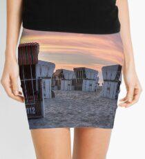 Baltic Beach  Mini Skirt