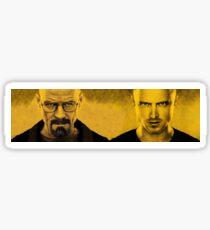 Breaking Bad - Walter and Jesse Sticker