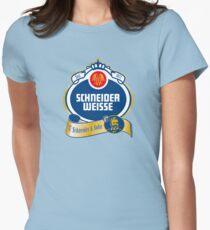 Schneider Weisse Women's Fitted T-Shirt