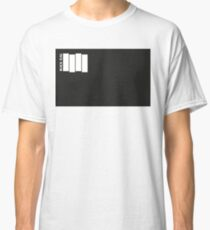 BLACK FLAG SQUARE Classic T-Shirt