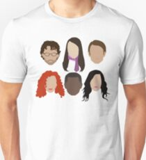 Hannibal - Group Unisex T-Shirt