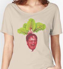 The Office: Dwight Schrute Beet Women's Relaxed Fit T-Shirt