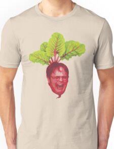 The Office: Dwight Schrute Beet Unisex T-Shirt