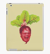 The Office: Dwight Schrute Beet iPad Case/Skin
