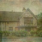 Ancient House East London by Lynn Bolt
