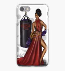 Sickle Warrior  iPhone Case/Skin