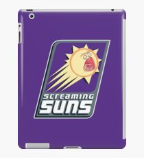 Screaming Suns iPad Case/Skin