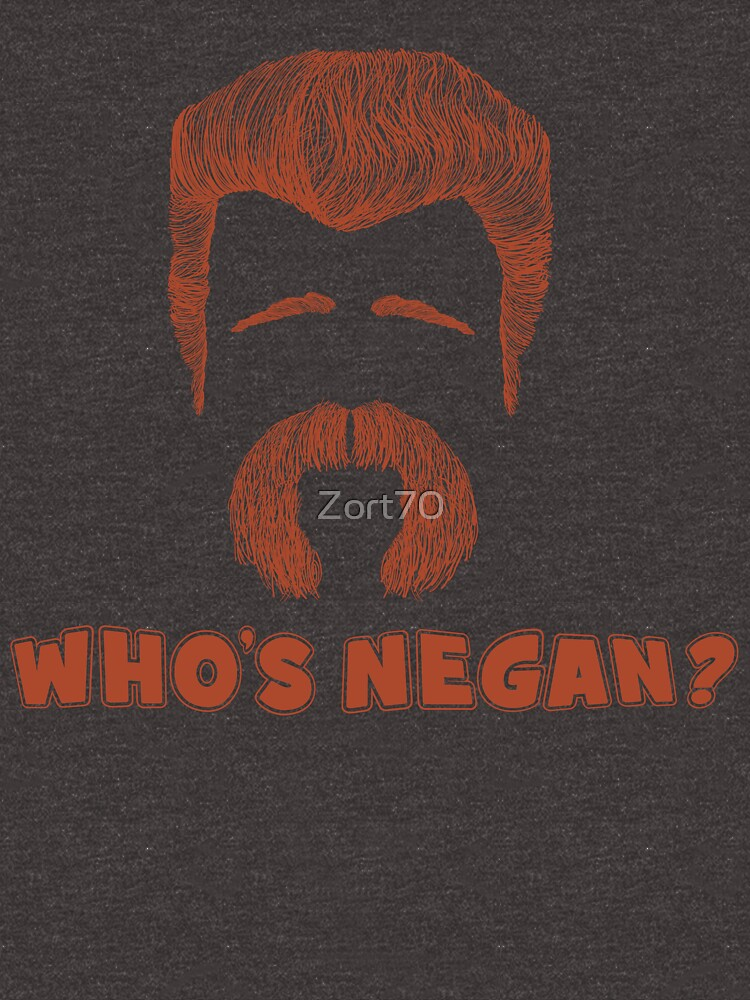 Who's Negan ? by Zort70