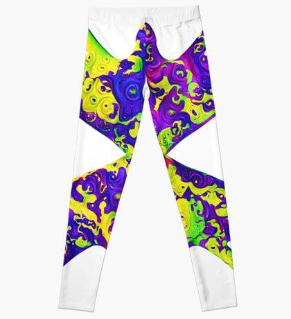 #DeepDream Painter's gloves 5x5K v1456325888 Leggings