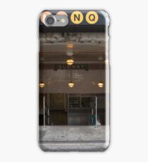 Canal Street Station iPhone Case/Skin