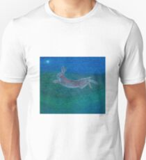 Hare leaping T-Shirt