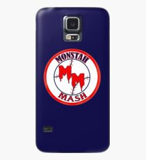 Monstah Mash goes Red Sox Case/Skin for Samsung Galaxy