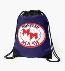 Monstah Mash goes Red Sox Drawstring Bag