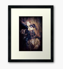 Diabolique Framed Print