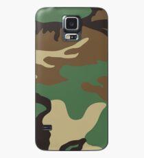 Camouflage Case/Skin for Samsung Galaxy